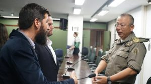 Gaúcho participa de segundo seminário sobre bebidas alcoólicas nos estádios