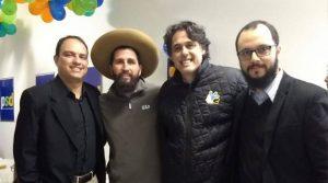 Luís Diego Soares anuncia filiação ao PSD
