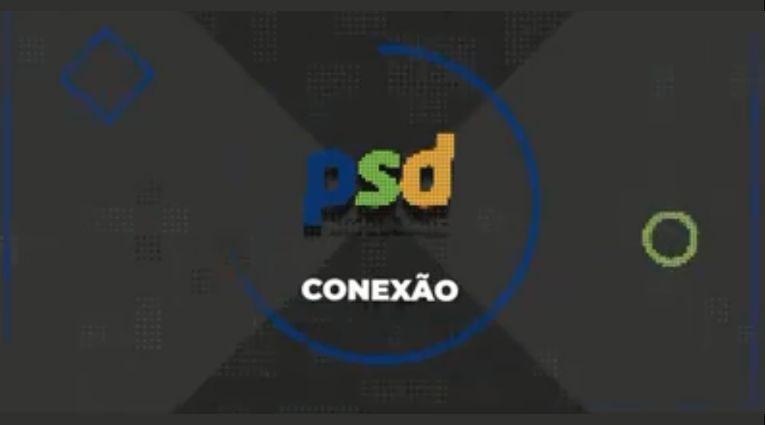 """Jairo Jorge entrevista representantes do partido no """"Conexão PSD"""""""