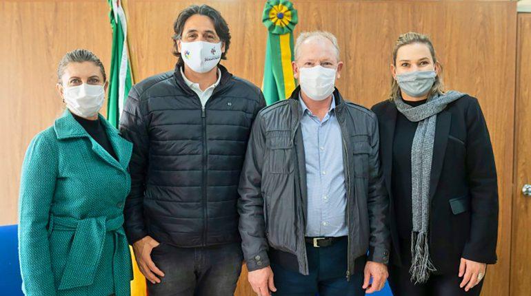 Lauro Benedetti, prefeito de David Canabarro, filia-se ao PSD